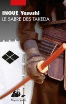 Couverture Le Sabre des Takeda