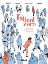 Couverture Patient Zéro : À l'origine du coronavirus en France