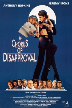 Affiche A Chorus of Disapproval