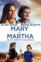 Affiche Mary et Martha : Deux mères courage