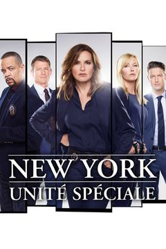 Affiche New York, Unité Spéciale