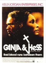 Affiche Ganja & Hess