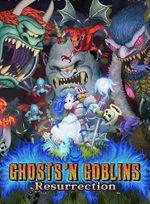 Jaquette Ghosts 'n Goblins Resurrection