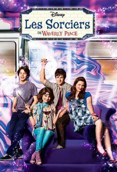 Affiche Les Sorciers de Waverly Place