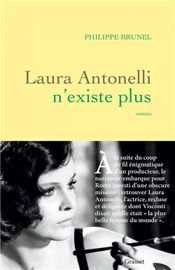 Couverture Laura Antonelli n'existe plus