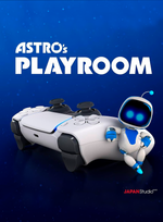 Jaquette Astro's Playroom