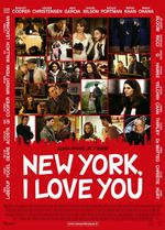 Affiche New York, I Love You