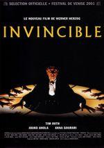 Affiche Invincible