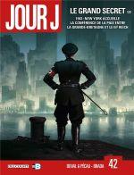 Couverture Le Grand Secret 1/3 - Jour J, tome 42