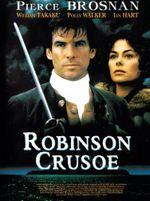 Affiche Robinson Crusoé