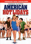 Affiche American Hot'lidays