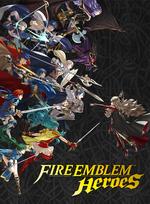 Jaquette Fire Emblem Heroes