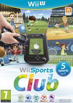 Jaquette Wii Sports Club