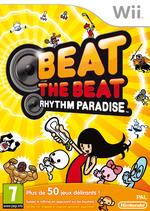 Jaquette Beat the Beat: Rhythm Paradise