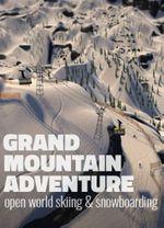 Jaquette Grand Mountain Adventure