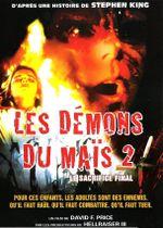Affiche Les Démons du maïs 2 : Le Sacrifice final
