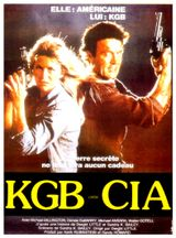 Affiche KGB contre CIA