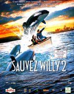 Affiche Sauvez Willy 2