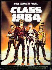 Affiche Class 1984