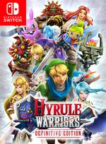 Jaquette Hyrule Warriors : Definitive Edition