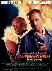 Affiche Le Dernier Samaritain