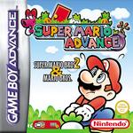 Jaquette Super Mario Advance
