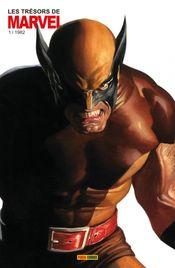 Couverture Les Trésors de Marvel numéro 1 : 1982