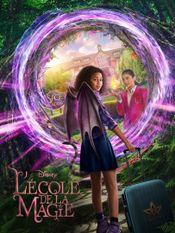 Affiche L'École de la magie