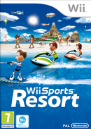 Jaquette Wii Sports Resort
