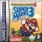 Jaquette Super Mario Advance 4 : Super Mario Bros. 3