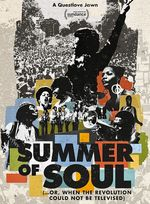 Affiche Summer of Soul (...Or, When the Revolution Could Not Be Televised)