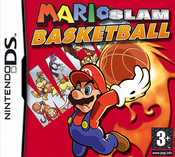 Jaquette Mario Slam Basketball
