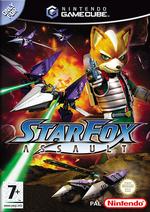 Jaquette Star Fox: Assault