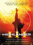 Affiche Highlander III