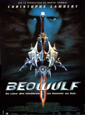 Affiche Beowulf