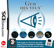 Jaquette Gym des Yeux : Exercer et relaxer vos yeux