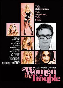 Affiche Women in Trouble