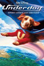 Affiche Underdog : Chien volant non identifié