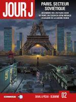 Couverture Paris, secteur soviétique - Jour J, tome 2