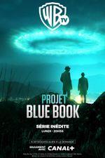 Affiche Projet Blue Book