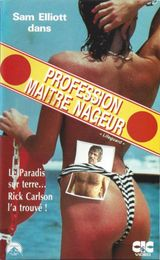 Affiche Profession : Maître nageur