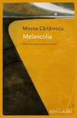Couverture Melancolia