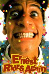 Affiche Ernest frappe encore