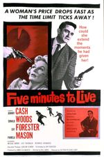 Affiche Five Minutes to Live