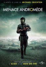 Affiche La Menace Andromède