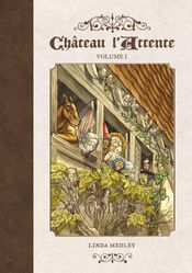 Couverture Château l'Attente, tome 1