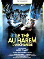 Affiche Le Thé au harem d'Archimède