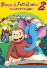 Affiche Georges le petit curieux 2 : Suivez ce singe !