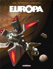 Couverture Europa, tome 1