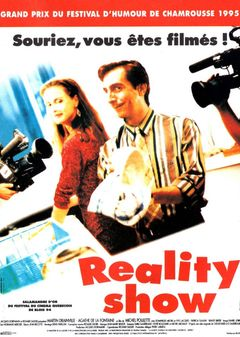 Affiche Reality Show
